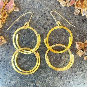 Circles Circles Earrings